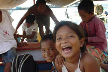 The Badjao People of Palawan Island