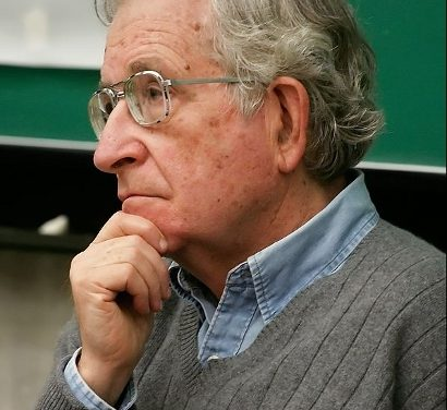 Iran is too independent and disobedient: Chomsky
