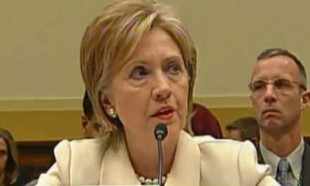 """Clinton Says Iran Policy Goal to Gain Support for """"Crippling Sanctions"""""""