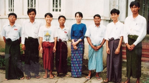 The Bodyguard of Aung San Suu Kyi