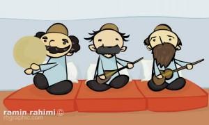 persian-musicians