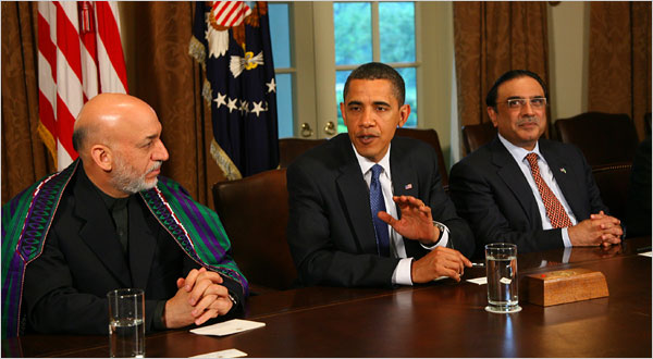 Karzai Visit to U.S. Set Against Backdrop of Civilian Deaths, Opposition to Obama Plan