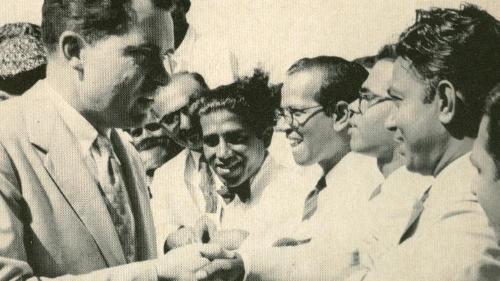 America in Asia: Vice President Nixon's Forgotten Trip to Ceylon