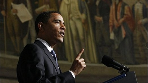"My Message To Obama: Great Speech, But No Military Commissions and No ""Preventive Detention"""