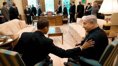 Obama and Netanyahu Reaffirm Status Quo in Talks