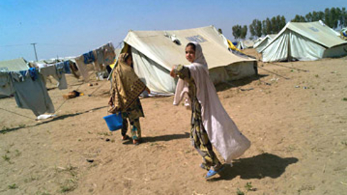 After Pressuring Pakistan to Act, U.S. Offers Aid for Resulting Displaced