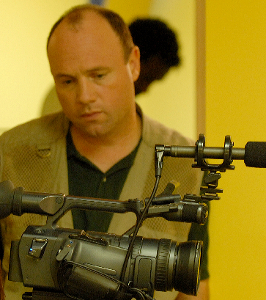 Director of 'Migration of Beauty' Chris Flaherty (Photo courtesy of Chris Flaherty)