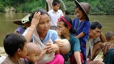 Burmese junta's war on the people will lead to its own demise: Karen group