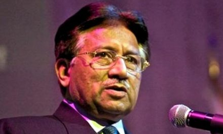 Supreme Court of Pakistan Issues Notice to Former Military President General Musharraf