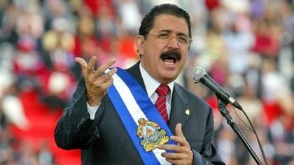 Honduras: Long live the Cold War