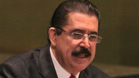 Honduras President Manuel Zelaya was ousted in a military coup d'etat on Sunday, June 28, 2009