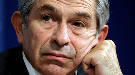 A Wolfowitz in Sheep's Clothing