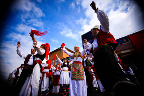 Kosovo: The Newborn Country Celebrates Its 2nd Birthday