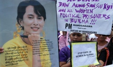 Burmese Junta to NLD: Expel Aung San Suu Kyi or you're banned from election