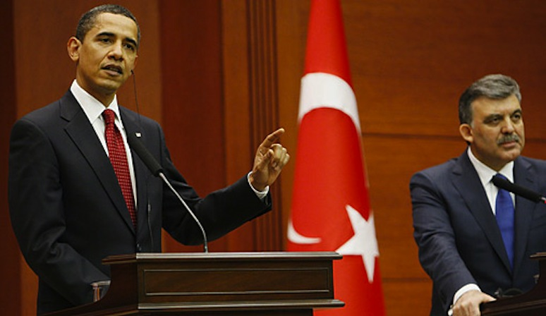 No You Can't: Obama's Test and Turkey's Time