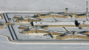 The Obama Administration wants to transfer prisoners from Guantanamo Bay, Cuba, into the United States. Under this plan, this prison in Thomson, Illinois, would be renovated to hold the prisoners. (Getty Images)