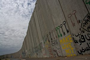 Wall around Jerusalem, Abu Dis (Photo courtesy of Mats Svensson)