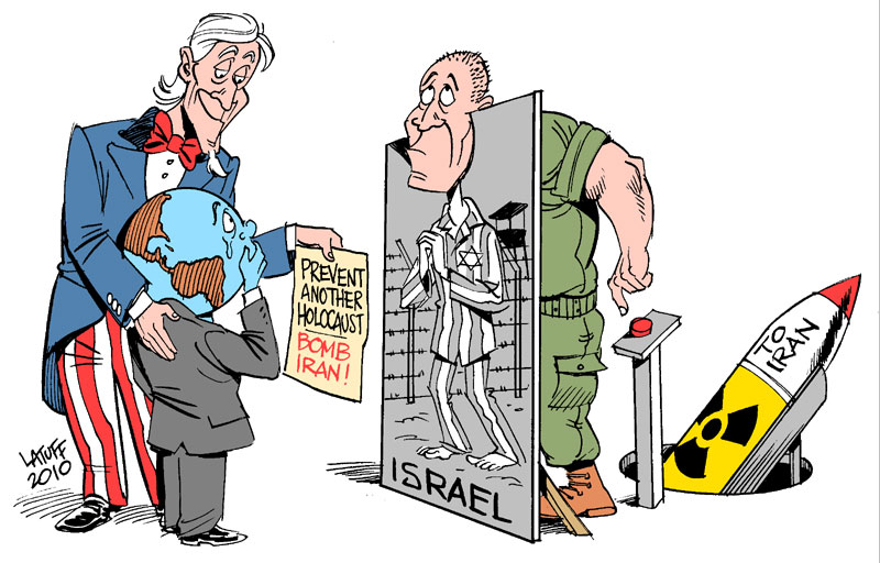 'I don't trade ideology for money': Cartoonist Carlos Latuff | Foreign Policy Journal
