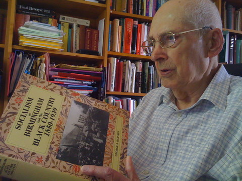 Radical Historian George Barnsby, 1919- 2010