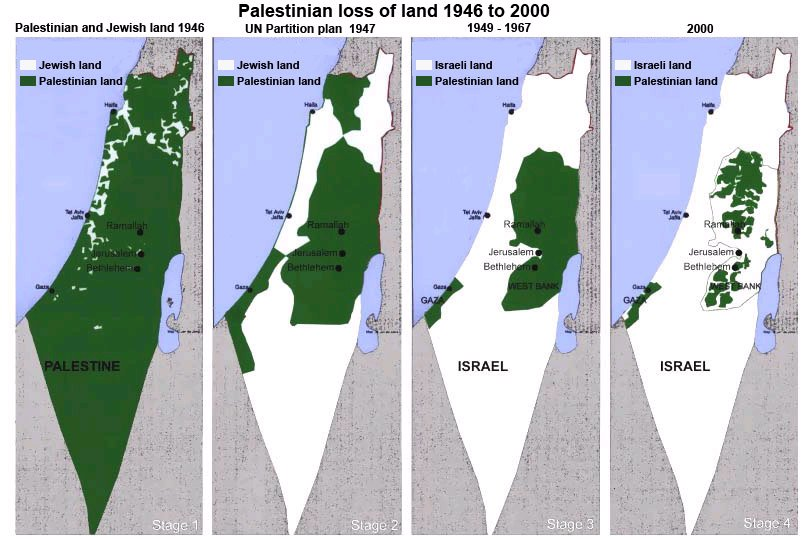 Palestinian Statehood: A 12 Percent Solution?
