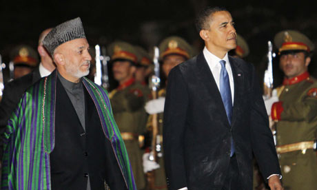Is Karzai Heading For The End Game?