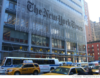 The Creed of Objectivity and the New York Times