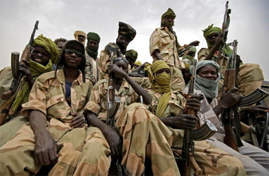 Sudanese Military Clash with Rebels