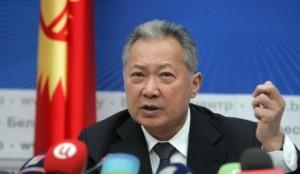 Former Kyrgyz President Kurmanbek Bakiyev (RIA Novosti)
