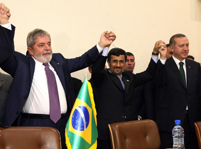 Iran Agrees to Nuclear Deal Brokered by Brazil, Turkey
