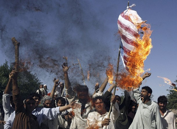Afghans Protest Deadly NATO Air Raid