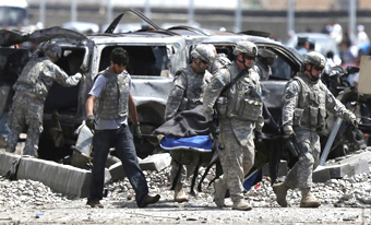 Afghanistan: Suicide Bombing in Kabul