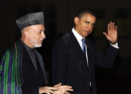 Karzai's Washington Visit: The War Awaiting Kandahar