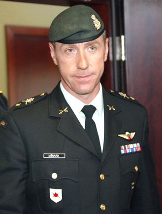 Canadian Commander Sacked in Afghanistan