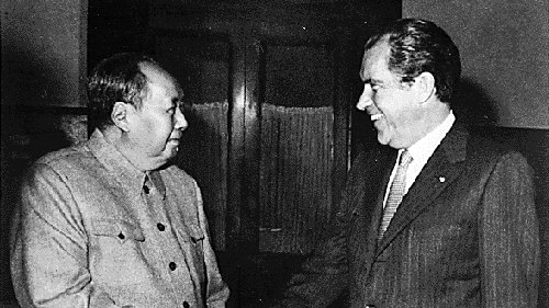 Sino-Soviet-US Relations and the 1969 Nuclear Threat