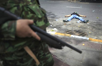 Thailand: Protesters Continue to Clash with Military