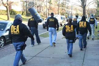 U.S. Arrests Hundreds of Suspected Drug Peddlers
