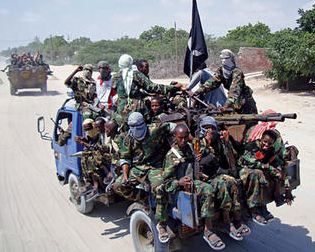 Al-Shabab Set to Capture Mogadishu As Heavy Fighting Leaves 30 Dead
