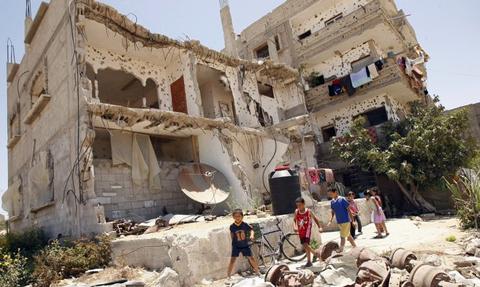 Citizen: Being a Gazan