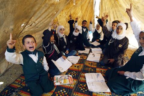 tent education
