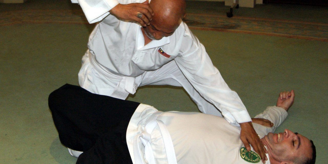 Silat Kalam: Islamic Martial Art