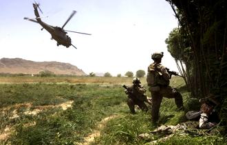 Allied Troops Suffer Heavy Losses in Taliban Raids