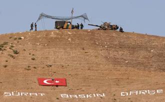 Turkish Troops Cross Iraqi Border; Clash with Kurdish Separatists