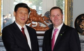 New Zealand's Path to China Stems from Cold War Era
