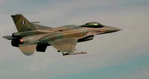 The U.S. sells F-16 fighter jets and other military hardware to Pakistan