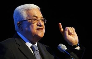 The de facto Palestinian President Mahmoud Abbas, whose term expired in January 2009, claimed authority to extend his own term. (Mohamad Torokman/Reuters)