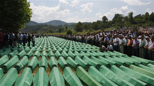 Srebrenica 15 Years Later