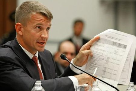 How Active Is Blackwater in Pakistan?