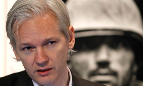 Wikileaks founder Julian Assange (Andrew Winning/Reuters)