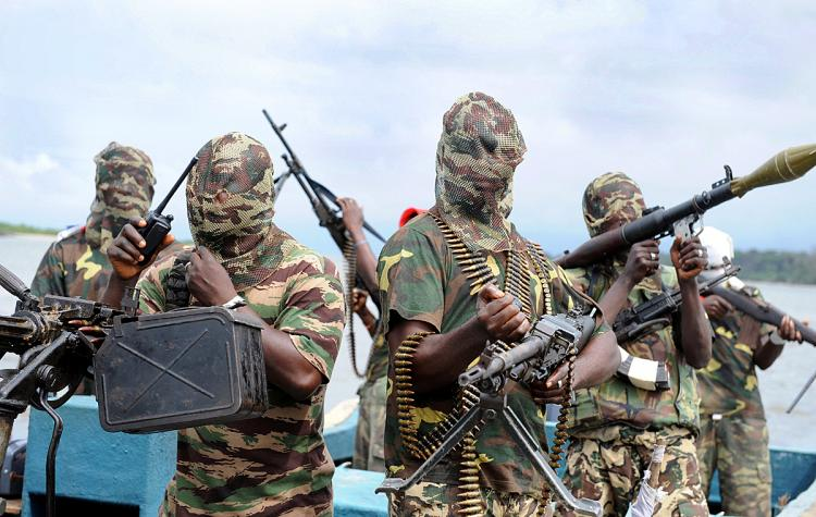 Members of Militant Group Escape in Nigerian Prison Break
