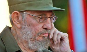 Fidel Castro (Alejandro Ernesto/EPA)
